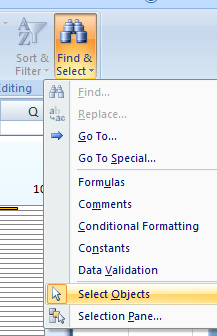 Excel short tip delete all pictures in a sheet fast without vba alternatively ibookread Download